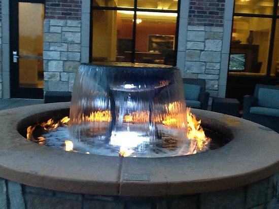 Residence Inn Idaho Falls: Water Feature