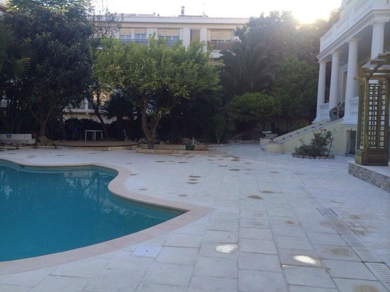 Hotel Armenonville : piscine