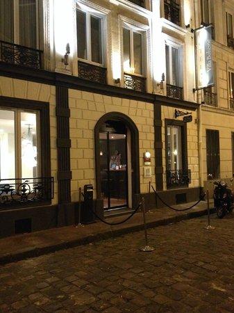 Hôtel Villa Bohème : Hotel Villa Boheme