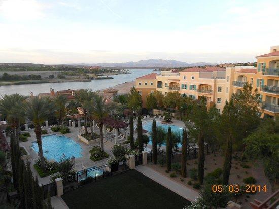 Aston MonteLago Village Resort: We were on the fifth floor