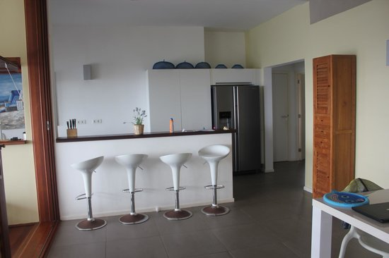 Boca Gentil Villas & Apartments: Kitchen