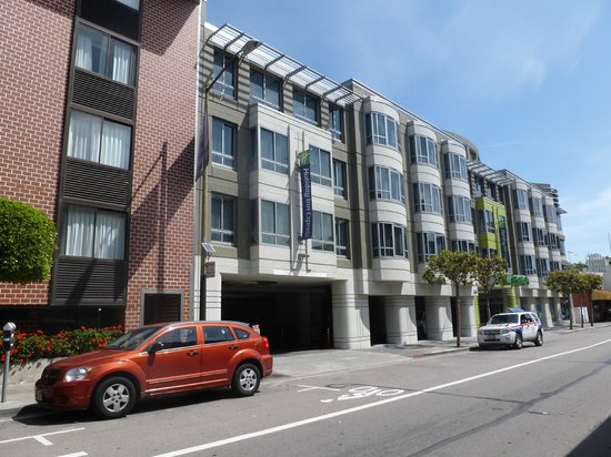 Holiday Inn Express Hotel & Suites San Francisco Fisherman's Wharf: HolidayInn