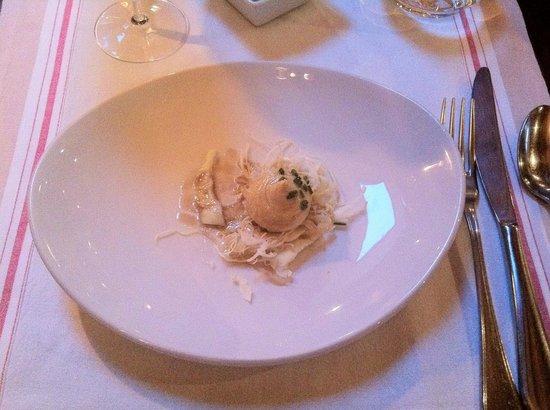 Restaurant L'Impossible : Tentador...
