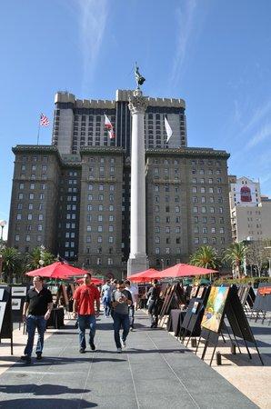Union Square : the Square