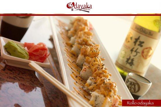 Odayaka Sushi Bar: Odayaka Roll