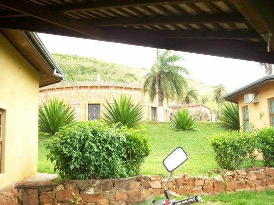 Hotel Mosteiro: vista do hotel