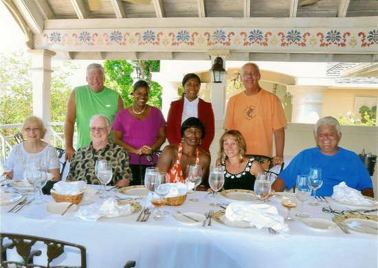 Sandals Royal Plantation : Diamond Member Luncheon