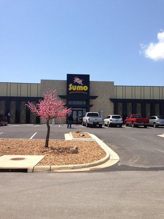 sumo japanese steakhouse sushi bar - Hilton Garden Inn Jonesboro Ar