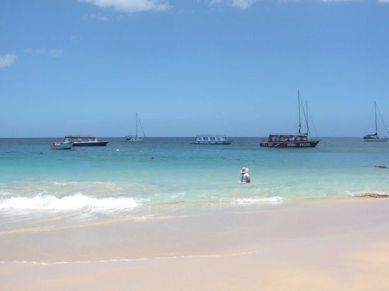 Frankie Tours & Rentals: The boats from ashore