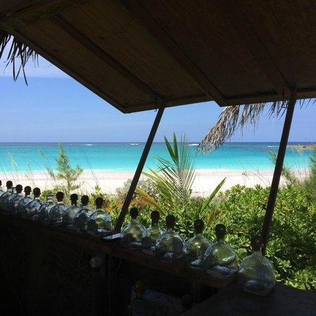 The Beach House Restaurant and Tapas Bar: Paradise