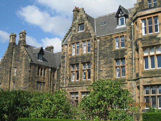 University of Glasgow: Part of the university