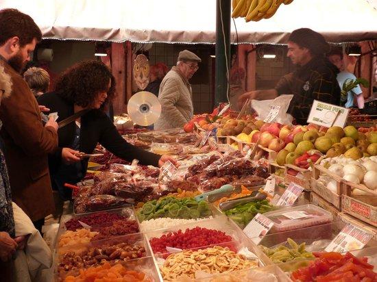Locanda Casa Querini: at the market