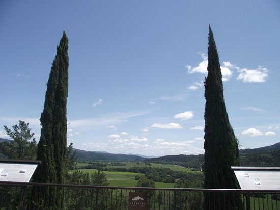 Sterling Vineyards : Another side
