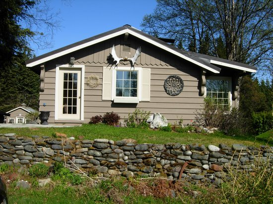 Hoedel's Homestead Cottage: Hoedel House
