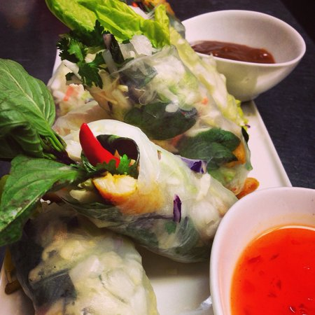 Mai Thai Cuisine: Fresh Rolls for the Season