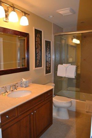 Ocean Reef Club : Bathroom in Condo 61B