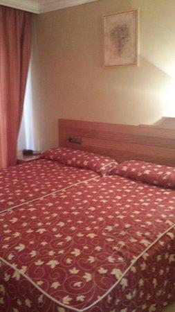 Gran Hotel Liber & Spa: Habitación