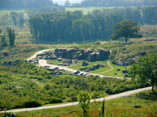 Gettysburg National Military Park: Devil's Den