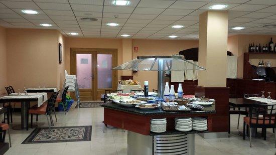 Gran Hotel Liber & Spa: Restaurante