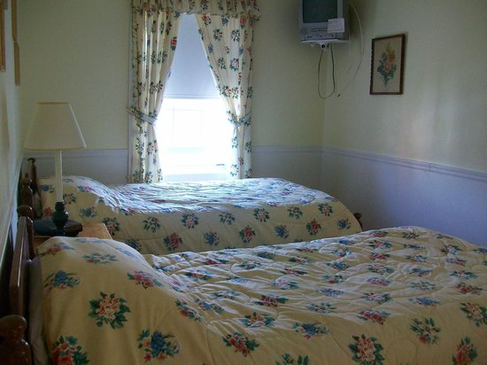 Blackberry River Inn: Room 3 in the Carriage House - View 2