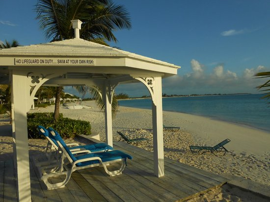 Cape Santa Maria Beach Resort & Villas: Shared Gazebos