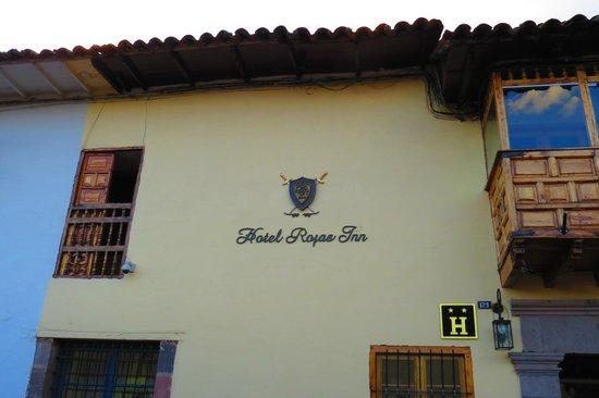 Hotel Rojas Inn: Hotel facade