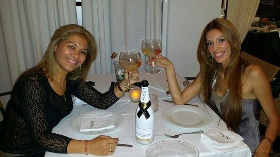 Restaurante Sa Nansa: La mejor espadeña genial...personal espectacular graciasssss