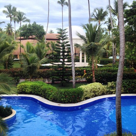 Majestic Elegance Punta Cana: Room over pool view