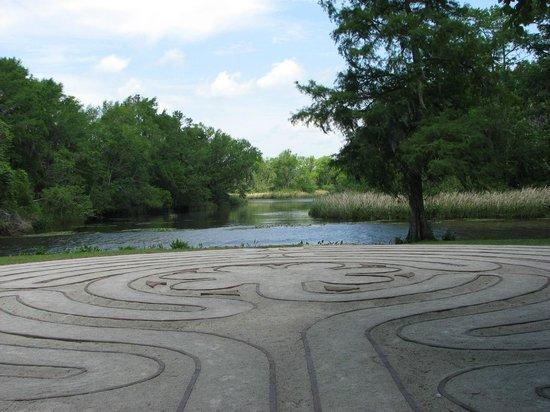 Brookgreen Gardens: Labyrinth