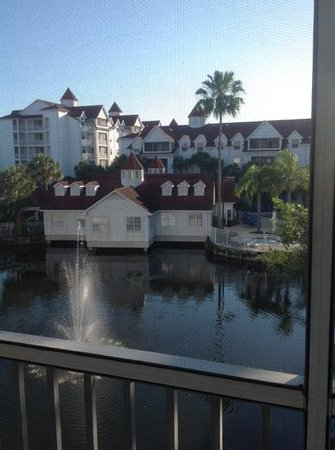 Diamond Resorts Grand Beach: view from our unit