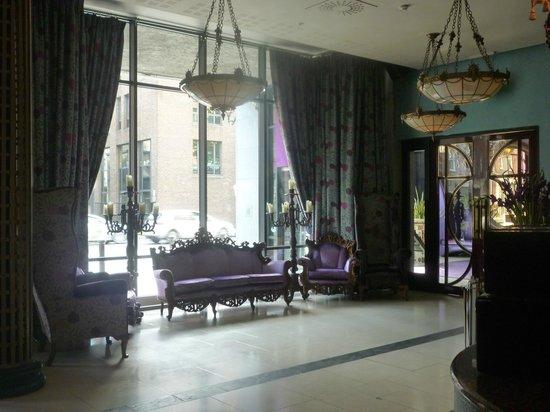 Trinity City Hotel: Lobby