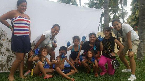 Sea Garden Mazatlan : Kids club #kidsactivities