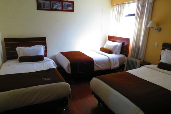 Hotel Unumizu Cusco: Triple room