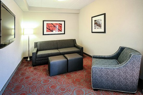 Hampton Inn Stafford/Quantico & Conference Center: Suite