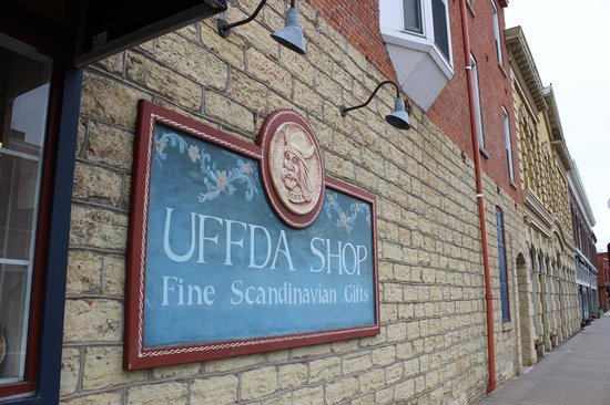 ‪Uffda Shop‬