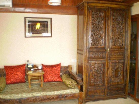 Kimbro Inn: Deluxe Room