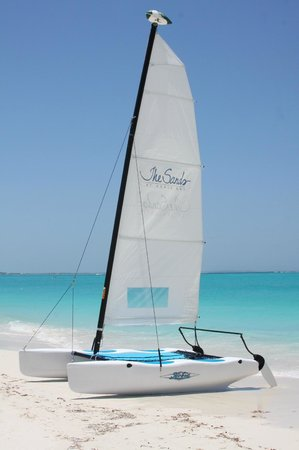 Sands at Grace Bay: Beach - Hobiecat