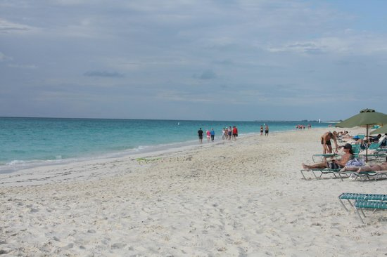 Sands at Grace Bay: Walk forever on this beach