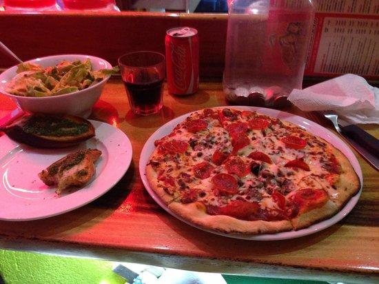 Allo Pizza : Regina Pizza