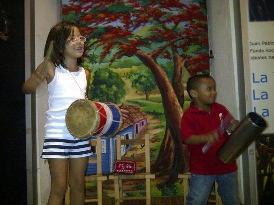 Museo Infantil Trampolin: finalizando el tour