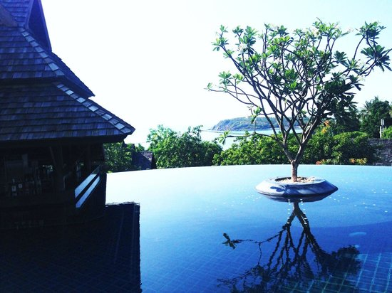 Nora Buri Resort & Spa: top pool