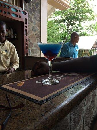 Beachcombers Hotel: Beachcombers Martini
