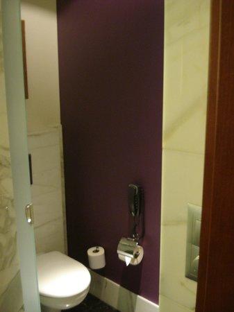 Park Hyatt Zürich: Park Twin Toilet