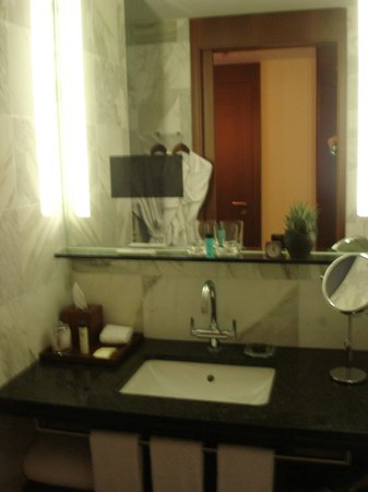 Park Hyatt Zürich: Park Twin Bathroom Vanity