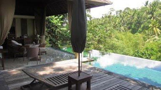 Komaneka at Bisma : Pool Villa
