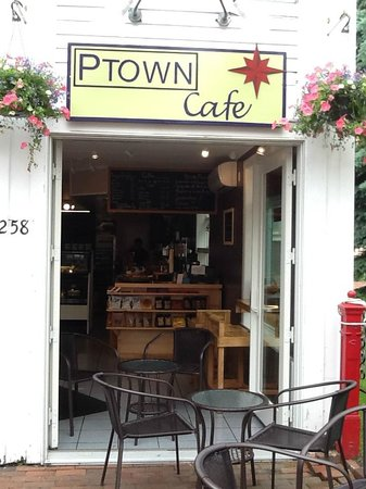 Ptown Cafe