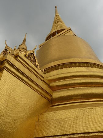 Phra Siratana Chedi in Bangkok