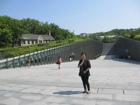 Ewha Womans University: front