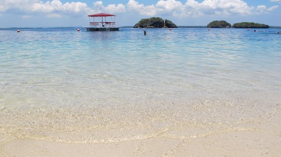 Hundred Islands National Park : Romulo Island