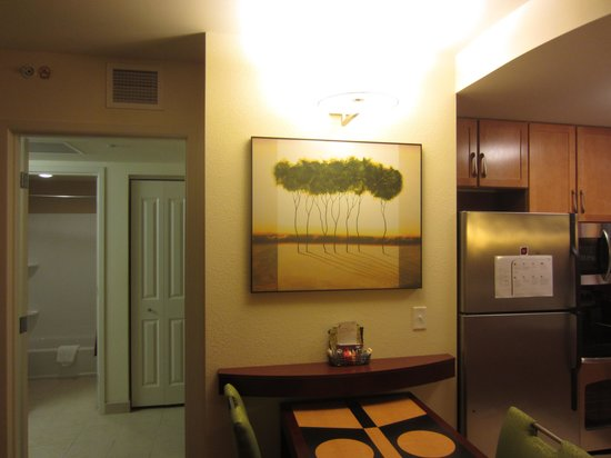 Residence Inn Pittsburgh Monroeville/Wilkins Township: Ideal layout for multiple occupants